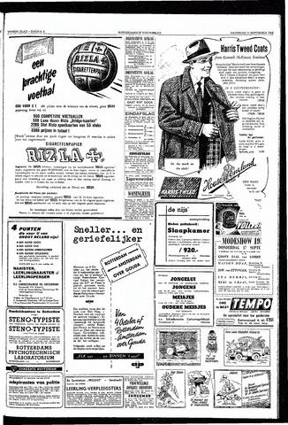 Rotterdamsch Nieuwsblad / Schiedamsche Courant / Rotterdams Dagblad / Waterweg / Algemeen Dagblad 1953-09-12