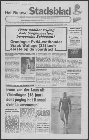Het Nieuwe Stadsblad 1979-08-01