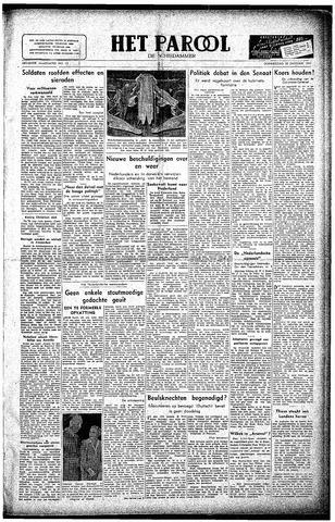 Rotterdamsch Parool / De Schiedammer 1947-01-16