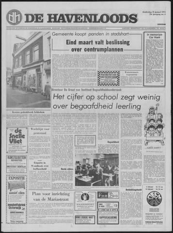 De Havenloods 1974-01-24