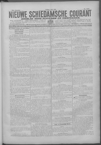 Nieuwe Schiedamsche Courant 1925-05-08
