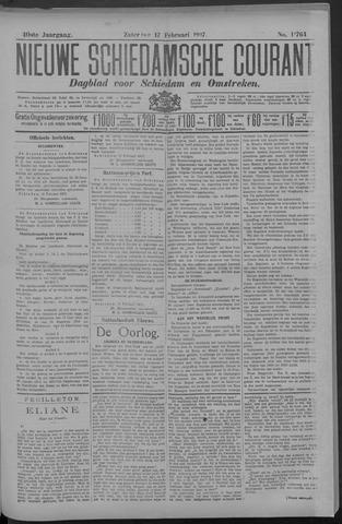 Nieuwe Schiedamsche Courant 1917-02-17