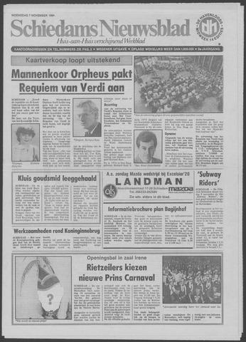 Schiedams Nieuwsblad 1984-11-07