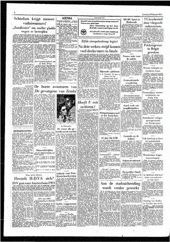 Rotterdamsch Parool / De Schiedammer 1955-02-19