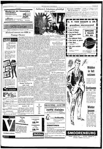 Rotterdamsch Nieuwsblad / Schiedamsche Courant / Rotterdams Dagblad / Waterweg / Algemeen Dagblad 1959-11-06