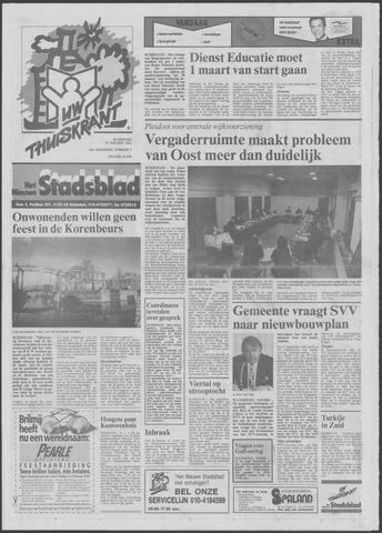 Het Nieuwe Stadsblad 1991-01-23