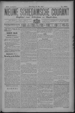 Nieuwe Schiedamsche Courant 1913-05-31