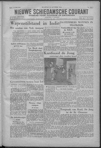 Nieuwe Schiedamsche Courant 1946-10-14