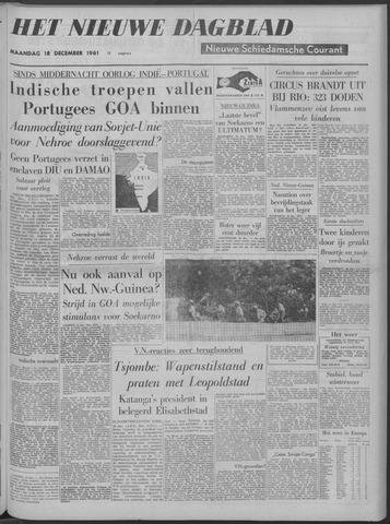 Nieuwe Schiedamsche Courant 1961-12-18
