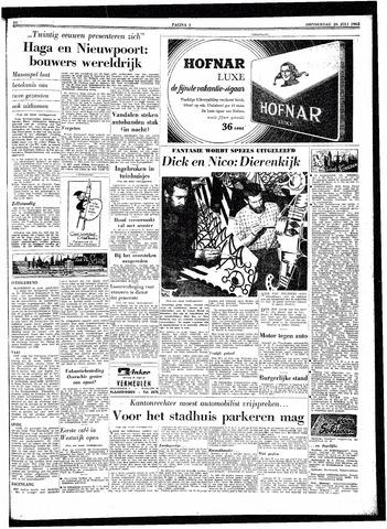 Trouw / De Rotterdammer 1962-07-26
