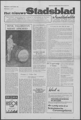 Het Nieuwe Stadsblad 1964-09-09