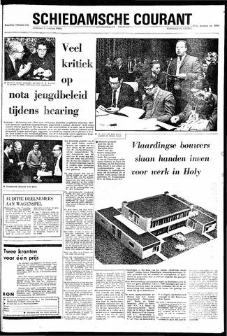 Rotterdamsch Nieuwsblad / Schiedamsche Courant / Rotterdams Dagblad / Waterweg / Algemeen Dagblad 1970-02-04