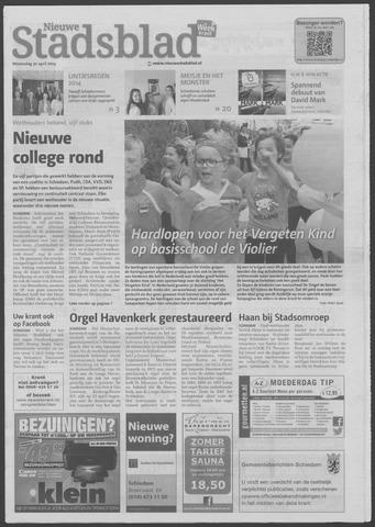 Het Nieuwe Stadsblad 2014-04-30