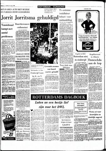 Rotterdamsch Parool / De Schiedammer 1966-03-15