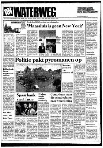 Rotterdamsch Nieuwsblad / Schiedamsche Courant / Rotterdams Dagblad / Waterweg / Algemeen Dagblad 1987-10-09