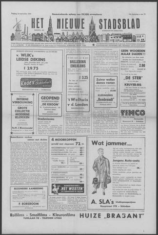 Het Nieuwe Stadsblad 1956-09-14
