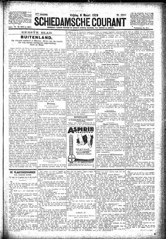 Schiedamsche Courant 1929-03-08