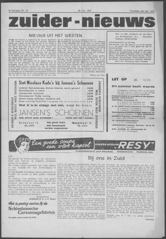 Zuider Nieuws 1963-11-28