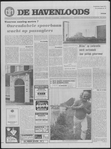 De Havenloods 1972-06-08
