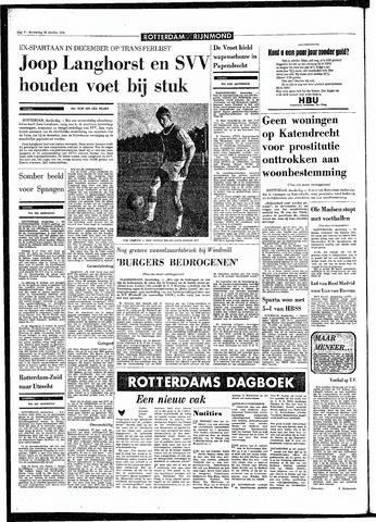 Rotterdamsch Parool / De Schiedammer 1970-10-29