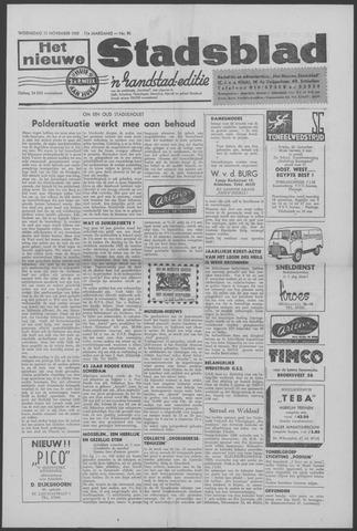 Het Nieuwe Stadsblad 1959-11-11