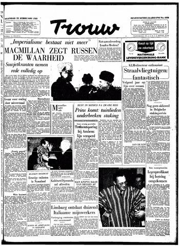 Trouw / De Rotterdammer 1959-02-23