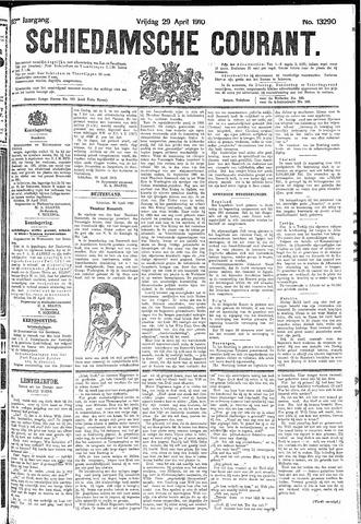 Schiedamsche Courant 1910-04-29
