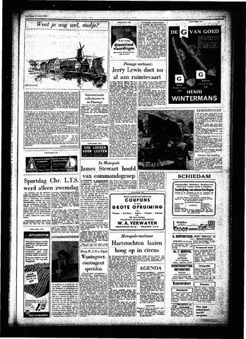 Rotterdamsch Parool / De Schiedammer 1961-07-15
