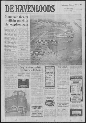 De Havenloods 1969-02-27