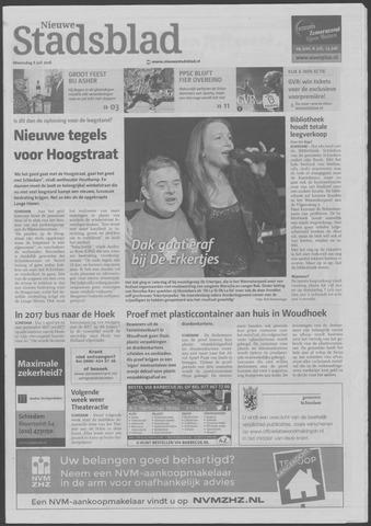 Het Nieuwe Stadsblad 2016-07-06