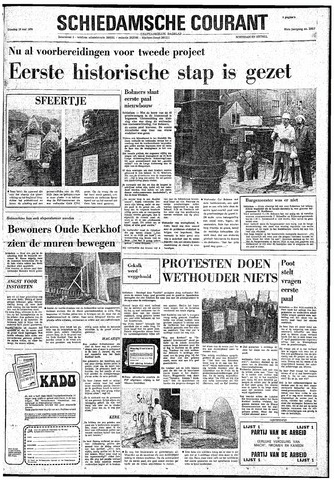Rotterdamsch Nieuwsblad / Schiedamsche Courant / Rotterdams Dagblad / Waterweg / Algemeen Dagblad 1974-05-14