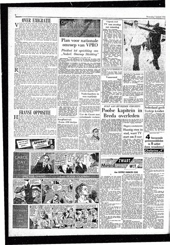 Rotterdamsch Parool / De Schiedammer 1959-01-07