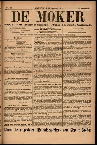 De Moker 1909-01-30