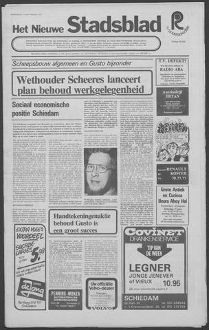 Het Nieuwe Stadsblad 1977-09-14