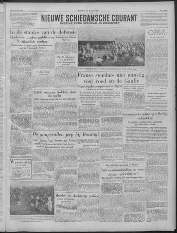 Nieuwe Schiedamsche Courant 1949-03-21