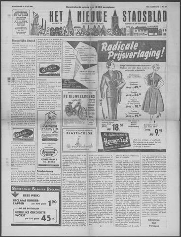 Het Nieuwe Stadsblad 1954-06-23