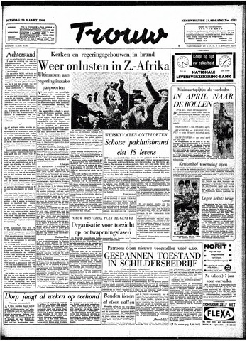 Trouw / De Rotterdammer 1960-03-29