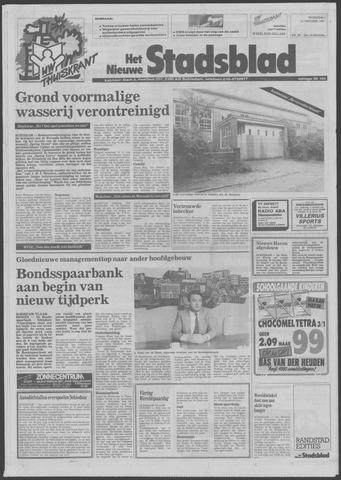 Het Nieuwe Stadsblad 1987-10-14