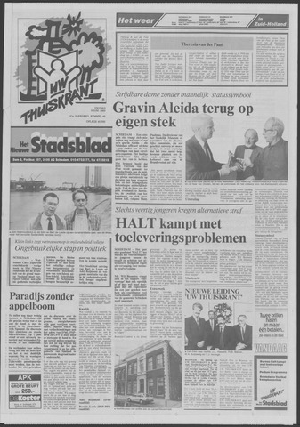 Het Nieuwe Stadsblad 1989-06-09