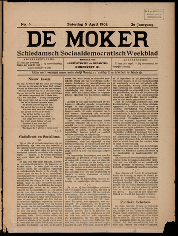 De Moker 1902-04-05