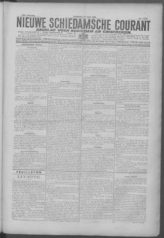 Nieuwe Schiedamsche Courant 1925-04-23