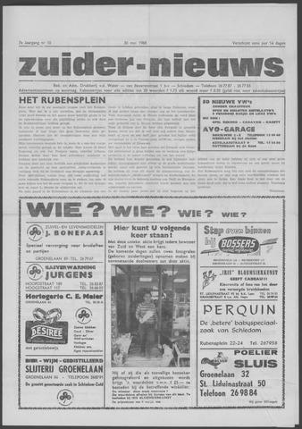 Zuider Nieuws 1968-05-30
