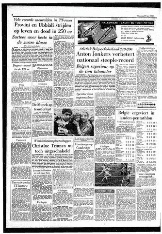 Rotterdamsch Parool / De Schiedammer 1959-06-29