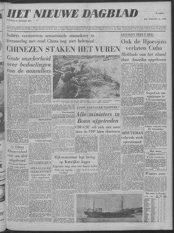 Nieuwe Schiedamsche Courant 1962-11-21