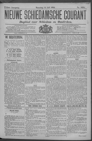 Nieuwe Schiedamsche Courant 1909-07-12