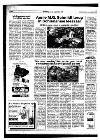 Het Vrije volk 1990-11-22