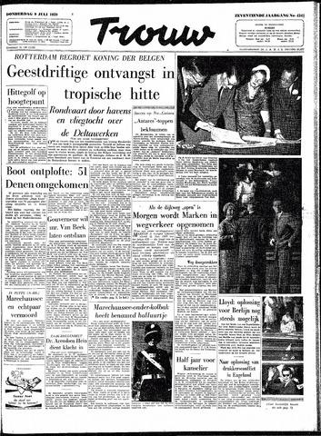 Trouw / De Rotterdammer 1959-07-09