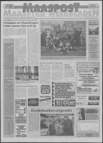 Maaspost / Maasstad / Maasstad Pers 1999-04-21