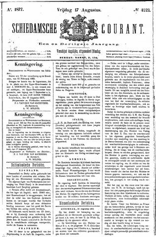 Schiedamsche Courant 1877-08-17