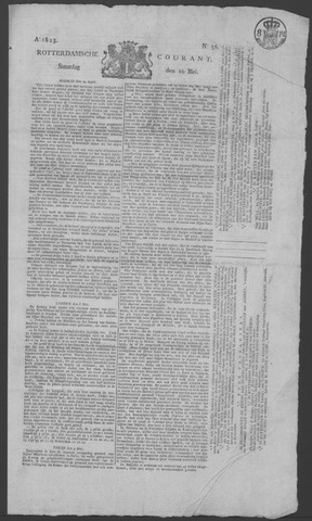 Rotterdamse Courant 1823-05-10